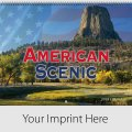 American Scenic 13 Month Spiral Bound- # 245